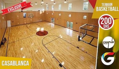 Venez tâter du ballon rond au basketball chez campus sport !