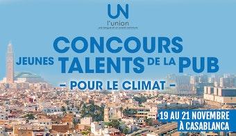Concours Jeunes Talents de la Pub de Casablanca