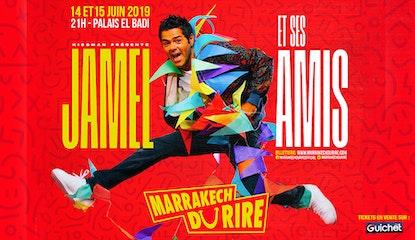 Festival MDR - Gala Jamel et ses amis