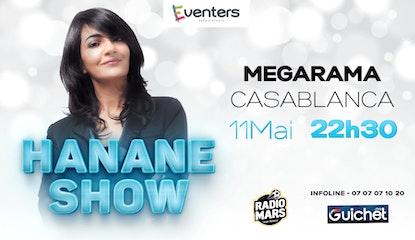 Hanane Show à Casablanca