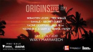 Origins Festival 2019