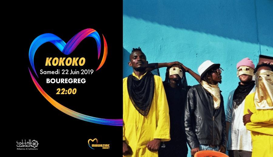 Festival Mawazine - KOKOKO