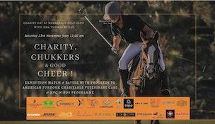 Charity , Chukkers & Good Cheer !