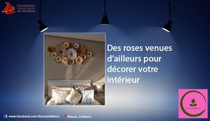 Roses d'ailleurs