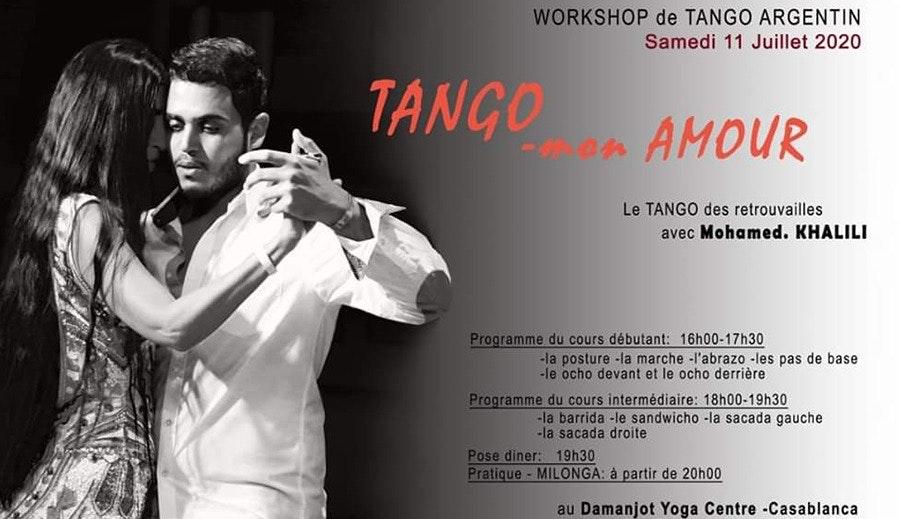 Le tango des retrouvailles