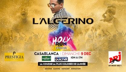 L'Algérino au HOLY RUN