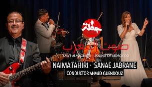 Sawt El Maghrib Orchestra - Naima Tahiri et Sanae Jabrane
