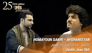 Festival de Fès des musiques sacrées du Monde - Homayoun Sakhi