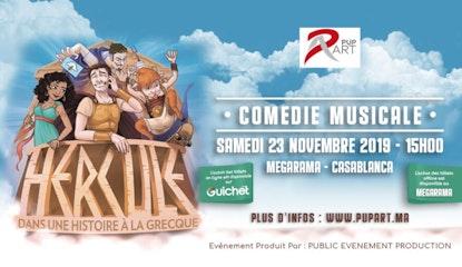 Comédie Musicale - Hercule