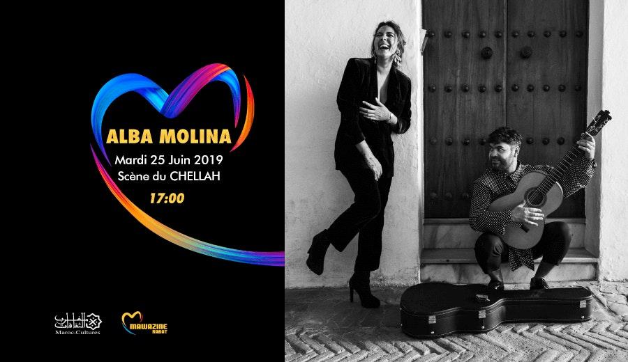 Festival Mawazine - Alba Molina