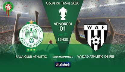 Raja Club Athletic VS Wydad Athletic de Fès