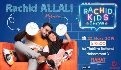 Rachid Kids Show à Rabat