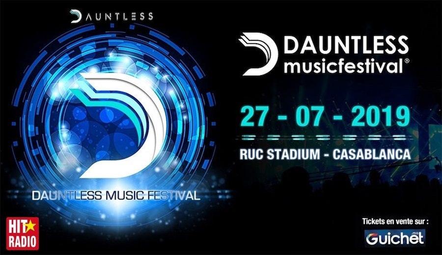 Dauntless Music Festival