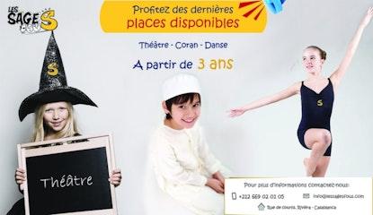 Les Sages Fous : Théâtre , Danse