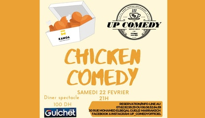 CHICKEN  COMEDY