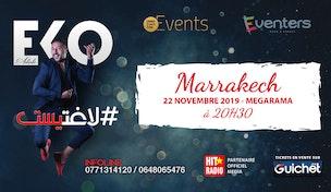 Eko #l'Artiste au Megarama Marrakech
