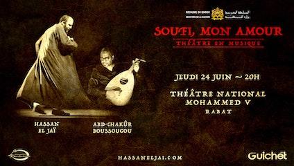 SOUFI, MON AMOUR                                 Rabat
