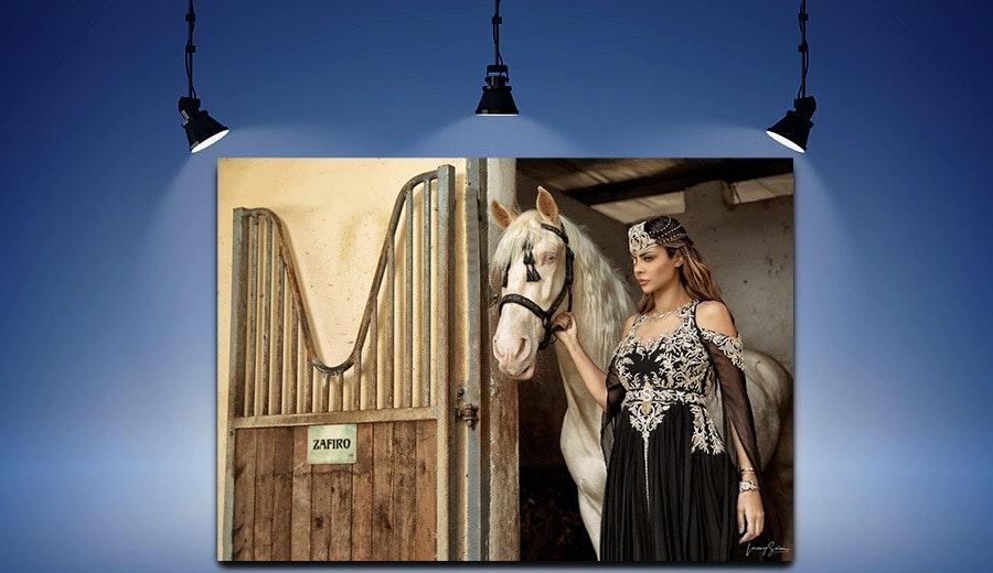 Caftan Skalli (haute couture)