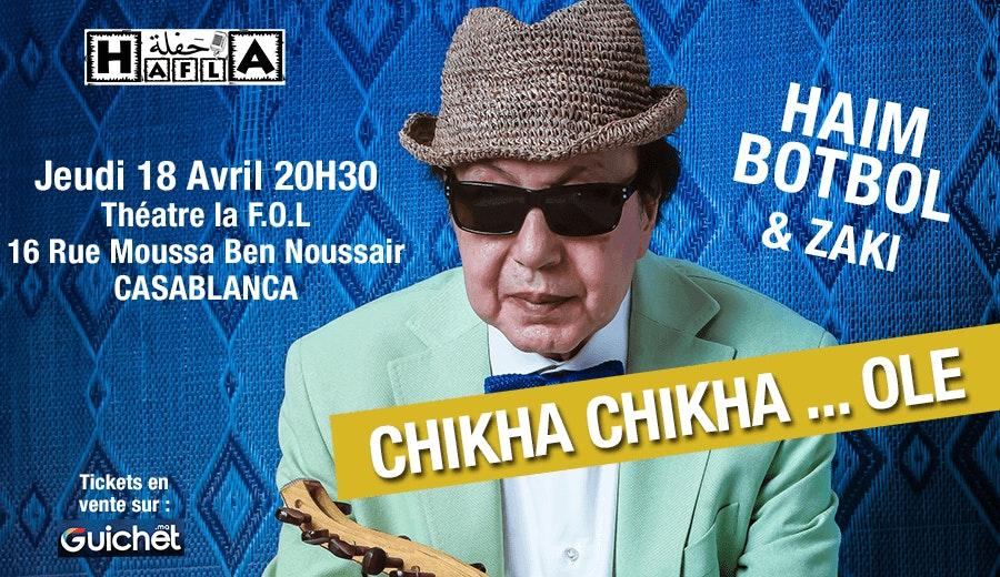 Botbol - Chikha Chikha Ole