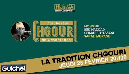 L'Orchestre Ghgourie présenté par Charif Elhassani