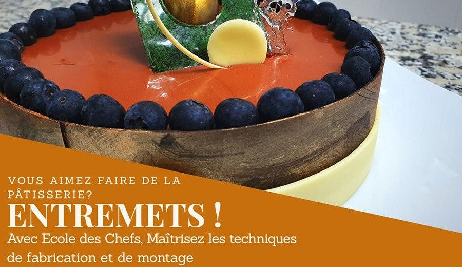 Formation cuisine et pâtisserie