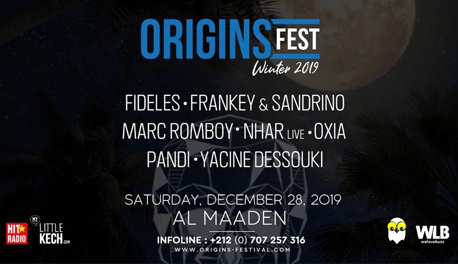 Origins Winter
