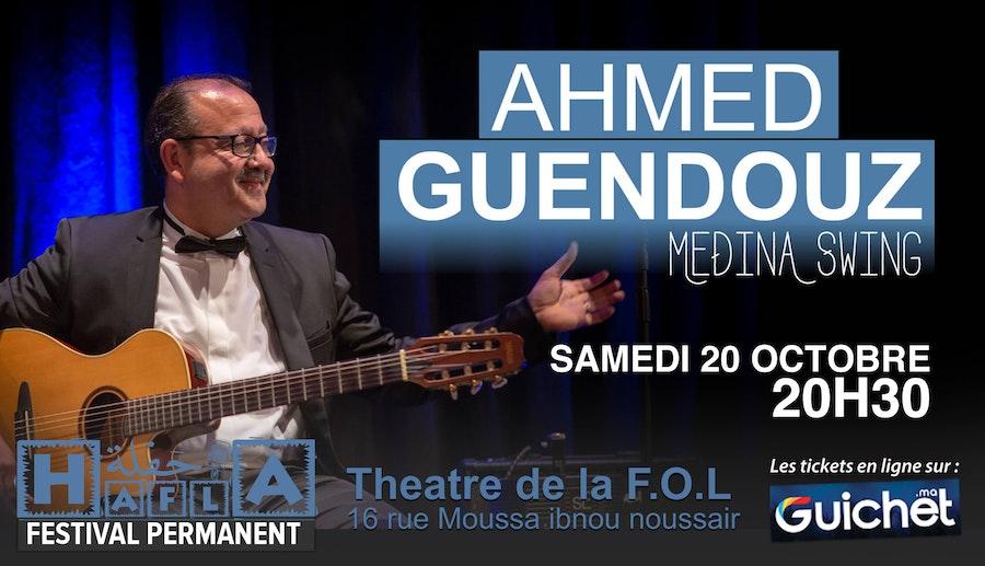 Ahmed Guendouz - Medina Swing