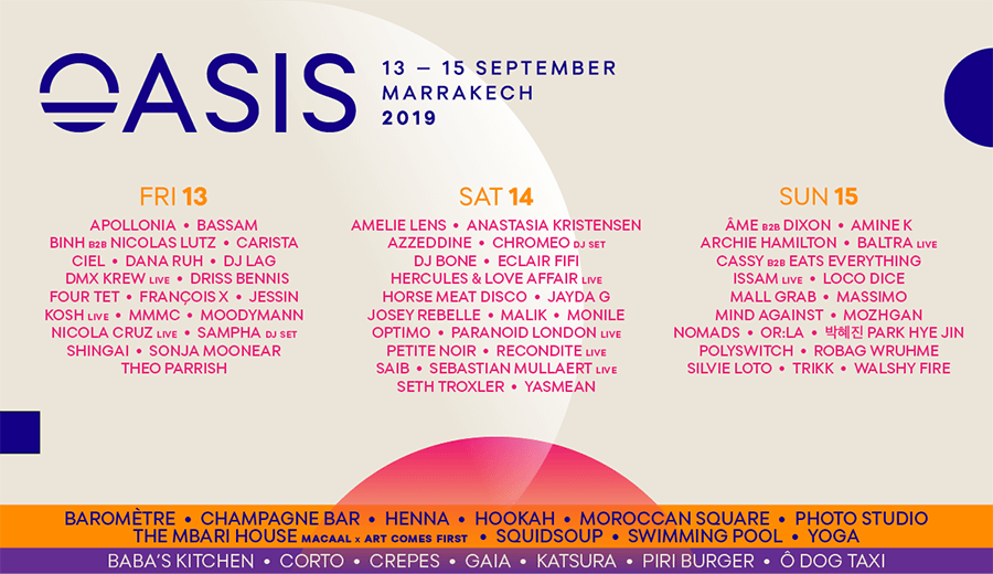 OASIS FESTIVAL 2019