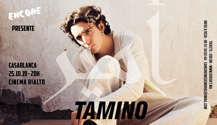 Tamino à Casablanca