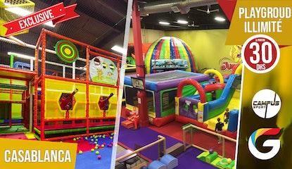 Campus sport vous accueille dans son espace de jeux et loisir !
