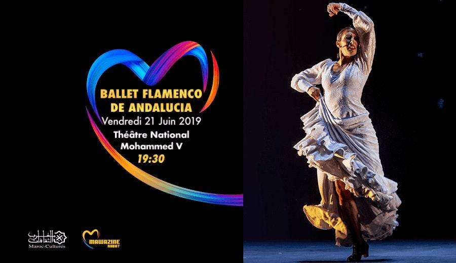 Festival Mawazine - Ballet Flamenco de Andalucía
