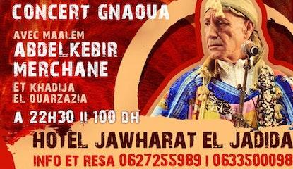 Maalem Abelkebir Merchane & Khadija el Ouarzazia