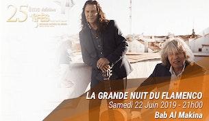 Festival de Fès des musiques sacrées du Monde - La Grande Nuit du Flamenco