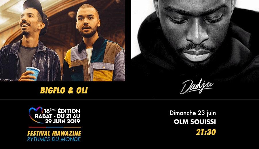 Festival Mawazine - BIGFLO & OLI / DADJU
