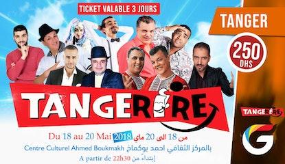 Festival du rire TANGER : 3 jours d'humour Non Stop !