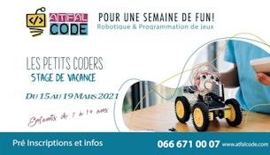 Coding Bootcamp pour Enfants