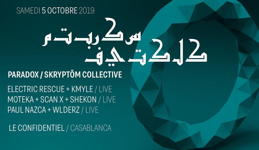 Paradox - Skryptöm Collective - Casablanca