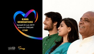 Festival Mawazine - Kawa Generations