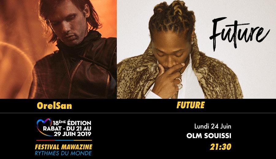 Festival Mawazine - ORELSAN / FUTURE