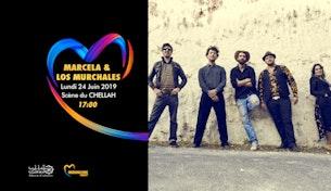 Festival Mawazine - Marcela & los Murchales