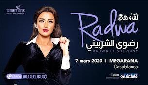 Radwa El Sherbiny à Casablanca