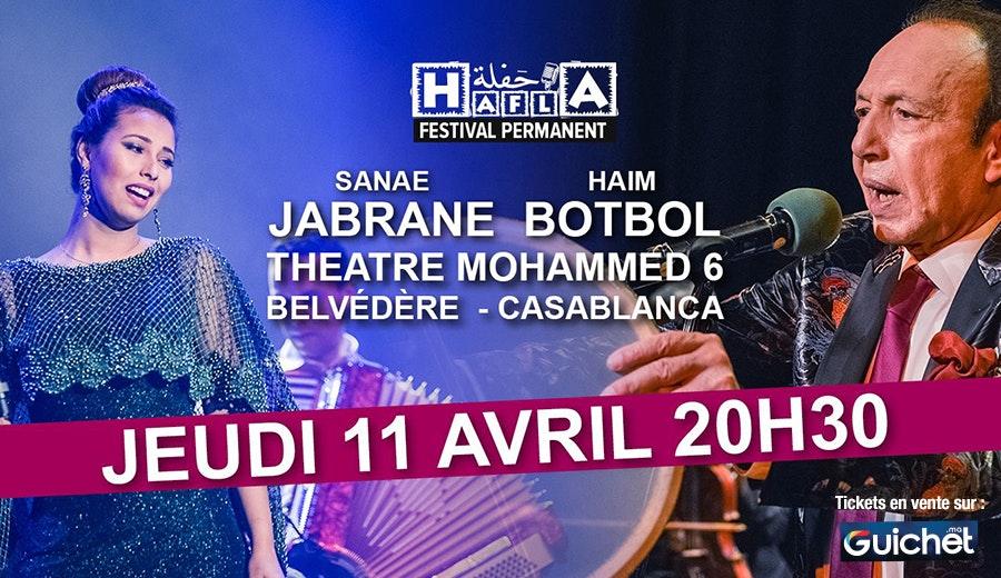 Botbol & Sanae Jabrane : Sedrick ala Sedrick Show