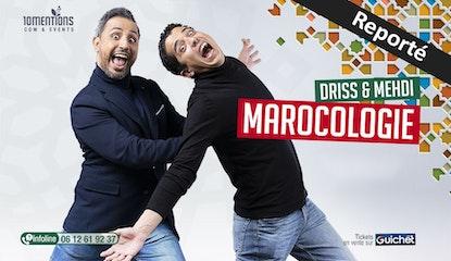 Driss & Mehdi - Marocologie / Reporté