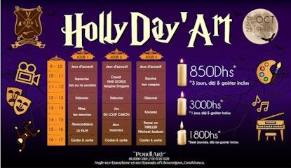Hollyday'Art