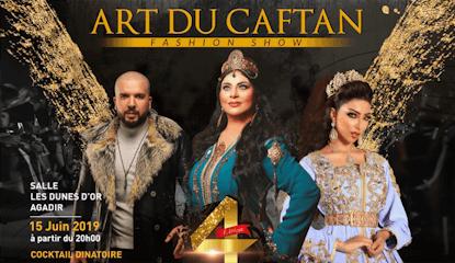 Festival Art du Caftan - 4éme édition à Agadir