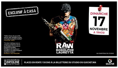 Rodolphe Lauretta  RAW TRIO