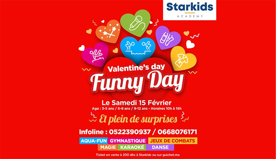 Valentine's Day - FUNNY DAY