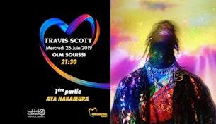 Festival Mawazine - Aya Nakamura & Travis Scott