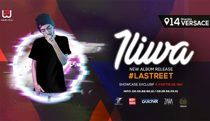 Showcase 7LIWA #Lastreet