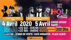 Holi Festival 4.0 / Reporté
